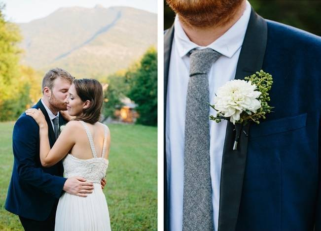 Chic Vermont Mountain Wedding {Colette Kulig Photography} 10