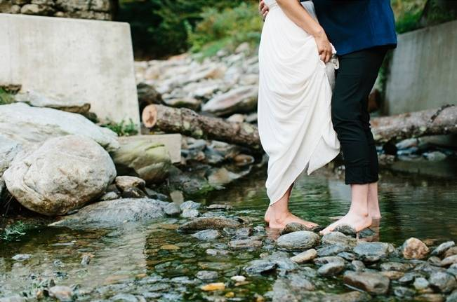Chic Vermont Mountain Wedding {Colette Kulig Photography} 11