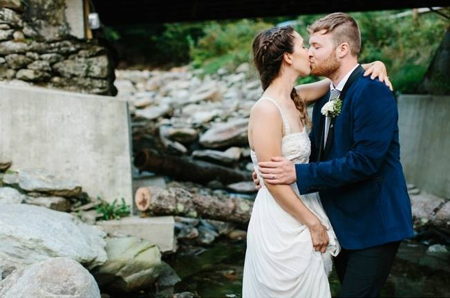 Chic Vermont Mountain Wedding {Colette Kulig Photography} 12