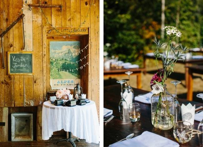 Chic Vermont Mountain Wedding {Colette Kulig Photography} 17