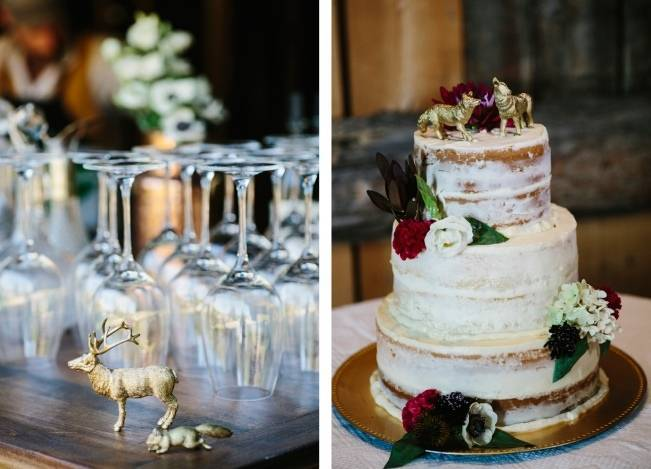 Chic Vermont Mountain Wedding {Colette Kulig Photography} 19