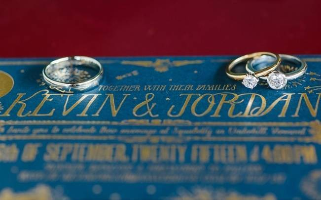 Chic Vermont Mountain Wedding {Colette Kulig Photography} 3