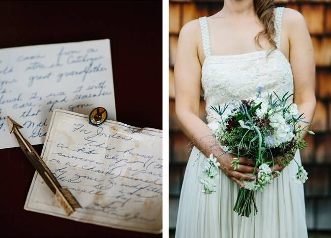 Chic Vermont Mountain Wedding {Colette Kulig Photography} 4