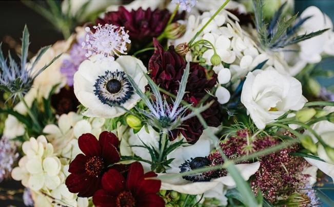 Chic Vermont Mountain Wedding {Colette Kulig Photography} 5