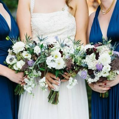 Chic Vermont Mountain Wedding {Colette Kulig Photography}