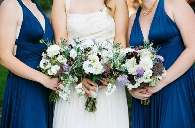Chic Vermont Mountain Wedding {Colette Kulig Photography} 6