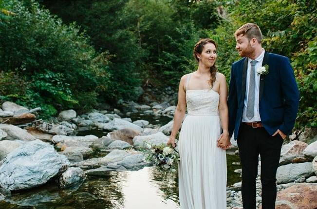 Chic Vermont Mountain Wedding {Colette Kulig Photography} 7