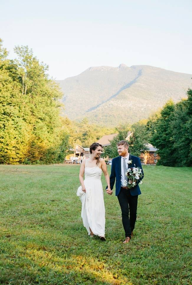 Chic Vermont Mountain Wedding {Colette Kulig Photography} 9