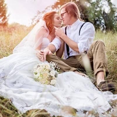 Fall Harvest + Halloween Wedding Inspiration