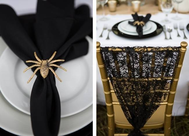 Fall Harvest + Halloween Wedding Inspiration {Shelly Taylor Photography} 10