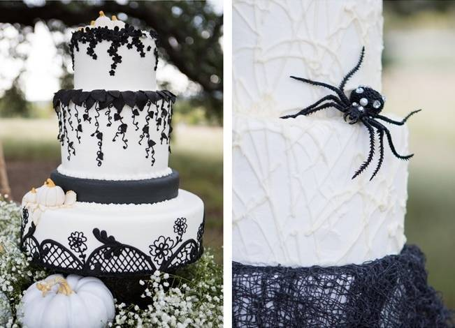 Fall Harvest + Halloween Wedding Inspiration {Shelly Taylor Photography} 12