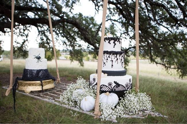 Fall Harvest + Halloween Wedding Inspiration {Shelly Taylor Photography} 13