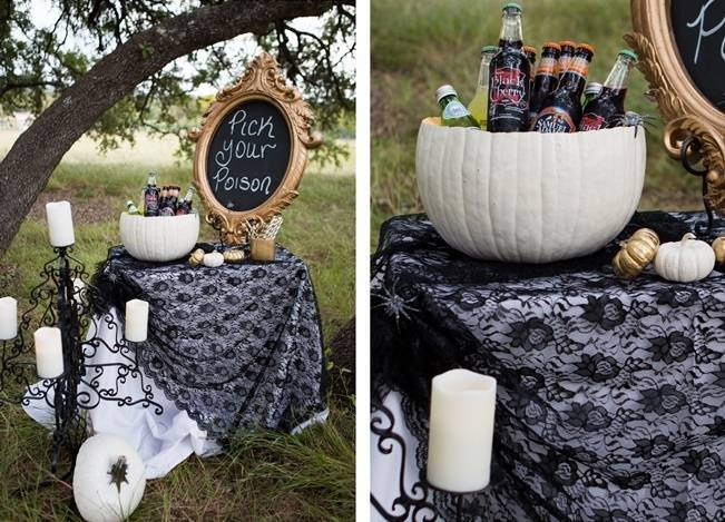 Fall Harvest + Halloween Wedding Inspiration {Shelly Taylor Photography} 16