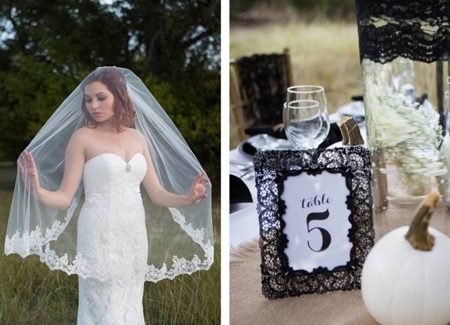 Fall Harvest + Halloween Wedding Inspiration {Shelly Taylor Photography} 18