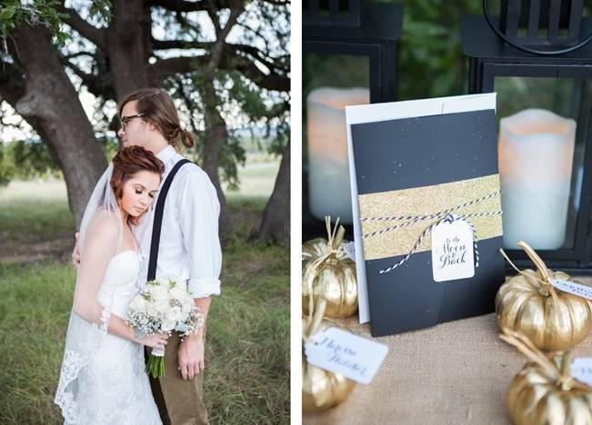 Fall Harvest + Halloween Wedding Inspiration {Shelly Taylor Photography} 6