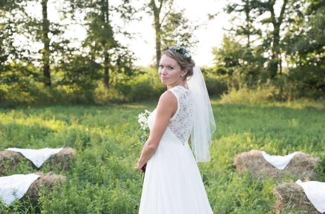 French Country Toile Inspired Anniversary Shoot 11