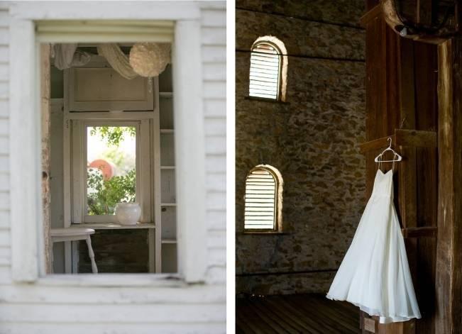 Funky & Bright Farmhouse Wedding {M & E Photo} 2