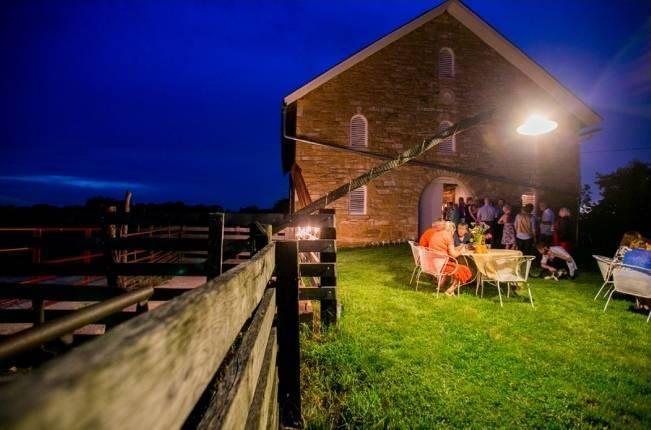 Funky & Bright Farmhouse Wedding {M & E Photo} 26