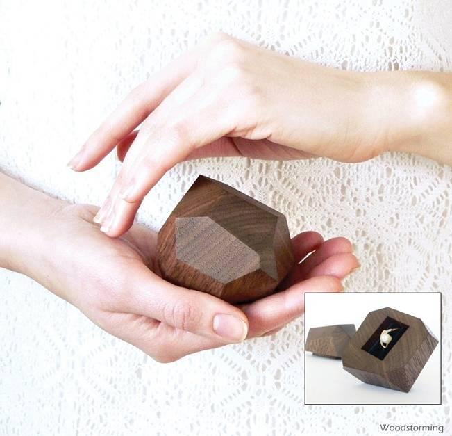 Unique Engagement Ring Bo Part Ii 1