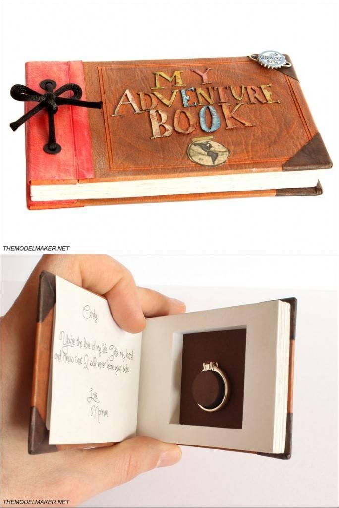 Unique Engagement Ring Boxes part II - 9
