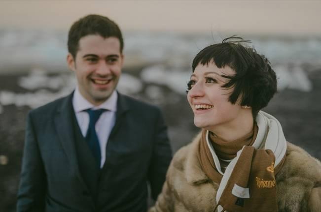 Destination Wedding in Iceland {M&J Studios} 15