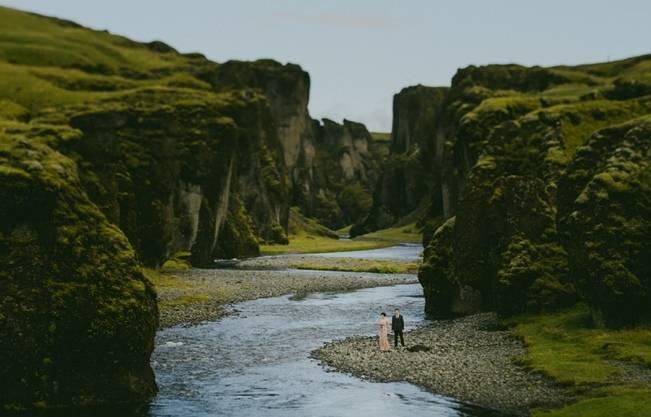 Destination Wedding in Iceland {M&J Studios} 17