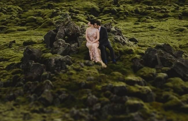 Destination Wedding in Iceland {M&J Studios} 18
