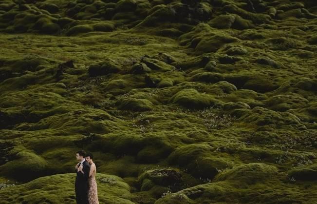 Destination Wedding in Iceland {M&J Studios} 19