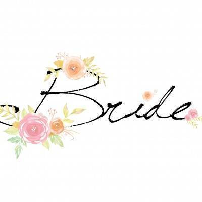 Floral Wedding Sign Sets: Free Printables