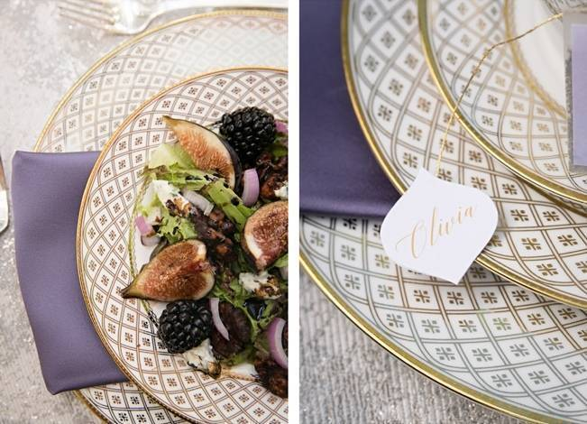 Lovely in Lilac Wedding Styled Shoot at Chandor Gardens 10