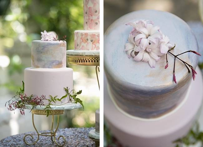 Lovely in Lilac Wedding Styled Shoot at Chandor Gardens 12