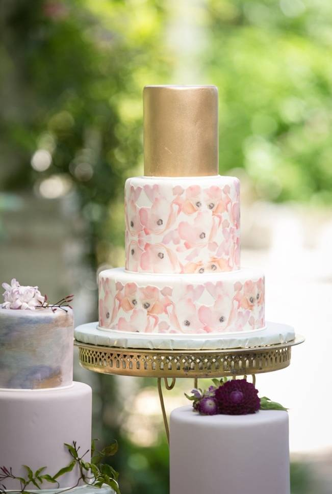 Lovely in Lilac Wedding Styled Shoot at Chandor Gardens 13
