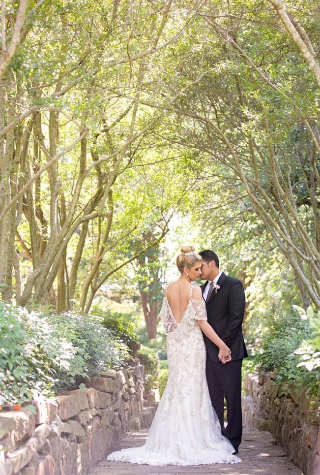 Lovely in Lilac Wedding Styled Shoot at Chandor Gardens 19