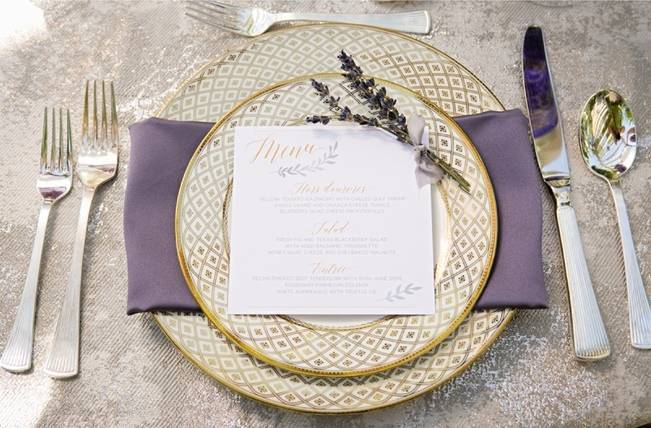 Lovely in Lilac Wedding Styled Shoot at Chandor Gardens 7