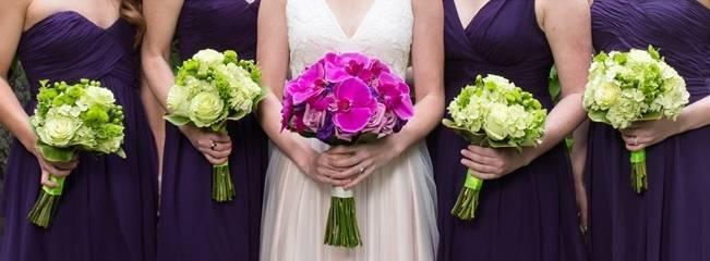 Misty Purple + Green Yosemite Valley Wedding {Duende Photo} 14