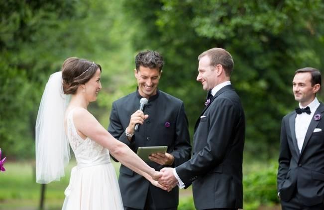 Misty Purple + Green Yosemite Valley Wedding {Duende Photo} 15