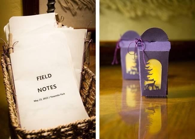 Misty Purple + Green Yosemite Valley Wedding {Duende Photo} 20