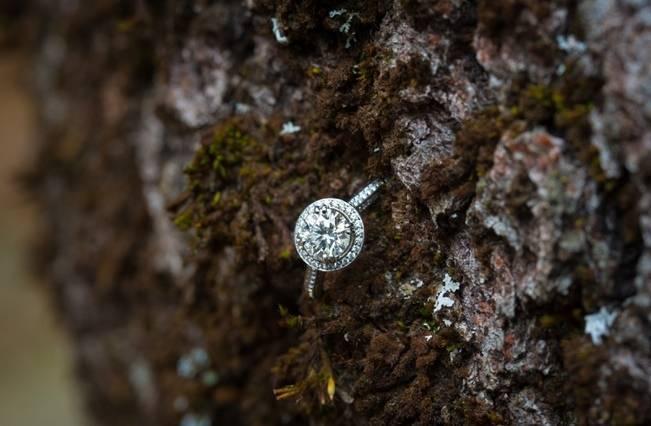Misty Purple + Green Yosemite Valley Wedding {Duende Photo} 5