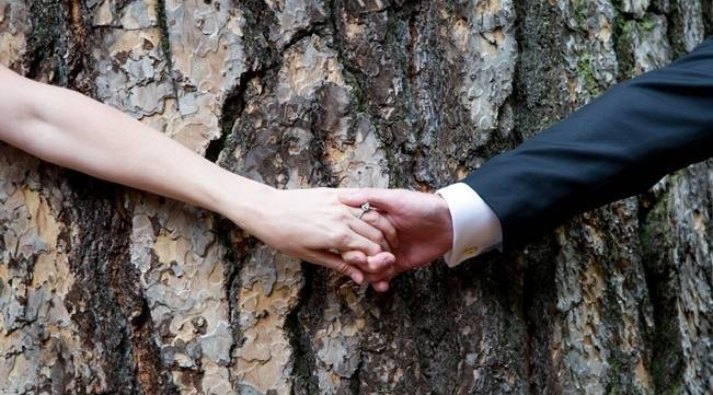 Misty Purple + Green Yosemite Valley Wedding {Duende Photo} 6