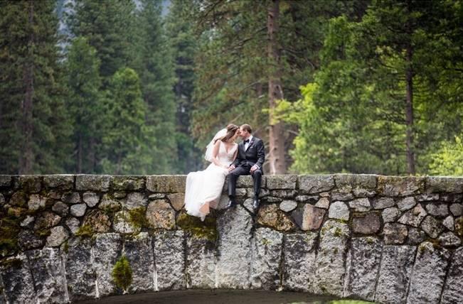 Misty Purple + Green Yosemite Valley Wedding {Duende Photo} 9