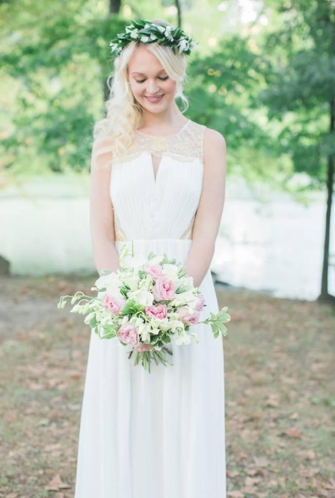 Pastel Bohemian Wedding Inspiration in Central Park {Luis Lockhart Studio} 1