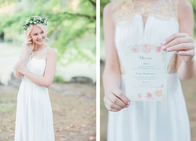 Pastel Bohemian Wedding Inspiration in Central Park {Luis Lockhart Studio} 14
