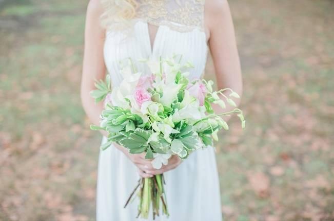 Pastel Bohemian Wedding Inspiration in Central Park {Luis Lockhart Studio} 15