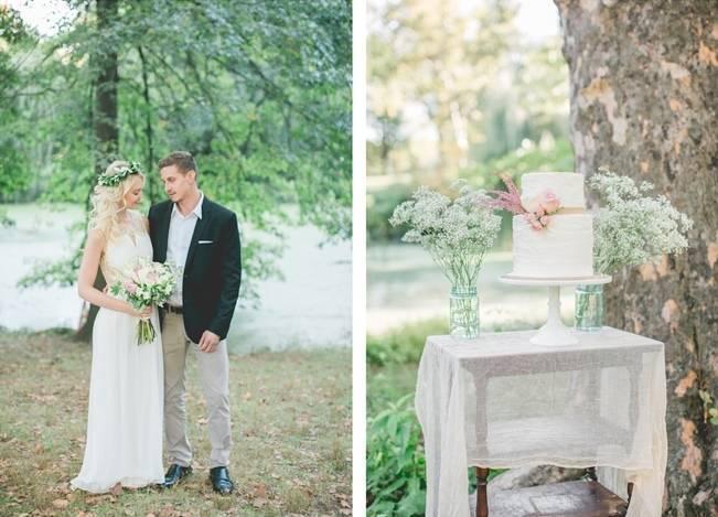 Pastel Bohemian Wedding Inspiration in Central Park {Luis Lockhart Studio} 16