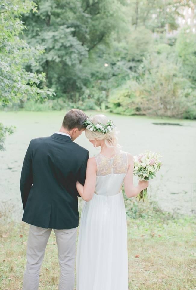 Pastel Bohemian Wedding Inspiration in Central Park {Luis Lockhart Studio} 17