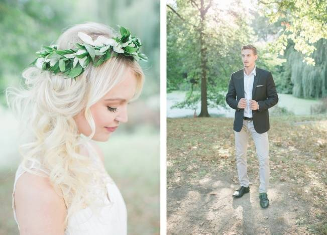 Pastel Bohemian Wedding Inspiration in Central Park {Luis Lockhart Studio} 2