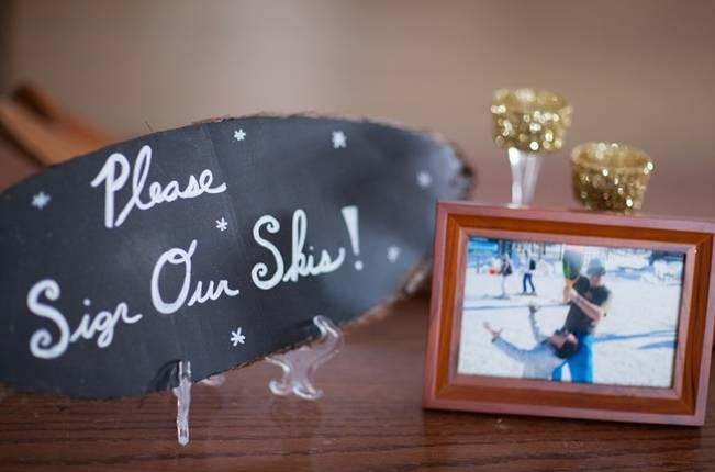 Snowy Winter Wedding in Vermont {Kathleen Landwehrle Photography} 21