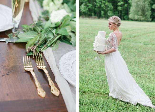 White + Lavender Springfield Manor Shoot {Red October Photography} 13