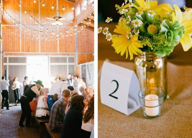 Yellow + Blue Utah Wedding at Red Cliff Ranch {Ivy & Stone} 18