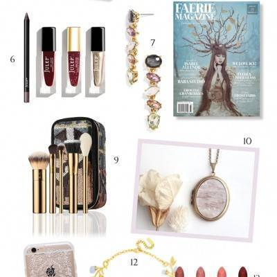 Favorite Things: Holiday Gift Guide 2015
